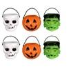 Mini Halloween Pumpkin Candy Bowl Holder Decor