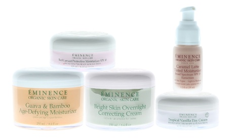 Eminence Moisturizers, Eye and Night Skin Care Products