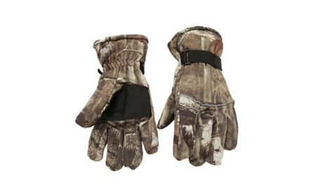 Camouflage Winter Warm Gloves Windproof Waterproof Skiing Snow Riding 15696eef-3337-432c-bc68-b12b7d0354bb