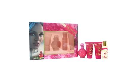 Britney Spears Fantasy Women 4 Pc Gift Set 60f11063-e5e0-4e2a-8813-4e7661f5bbf2