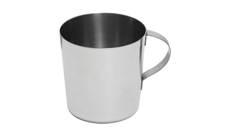Lindy's WSS-10 Stainless Steel Drinking Cup 10-Ounces b0bee502-842a-451f-8043-0faa6be300db
