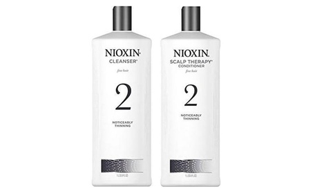 nioxin system 2 shampoo and conditioner duo 33 oz d92df685-e166-4a59-b8f3-bfe94fdadbeb
