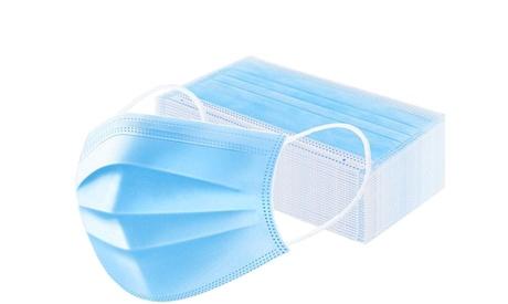 3-Ply Non-Medical Disposable Face Masks w/ Elastic Earloop (Bulk Deal Specials)