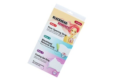 Superior 3-Step Blackhead Remover For Clean And Beautiful Nose 3ef4f95a-f386-420b-aa6b-82ec0dbd1abc