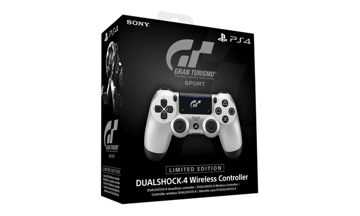 Sony PS4 Gran Turismo Sport Limited Edition Dualshock V2 Controller