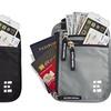 Zero Grid Neck Wallet w/RFID Blocking- Concealed Travel Pouch