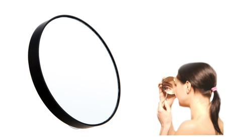 Superior 10x Magnifying Makeup Mirror Easily Fixes On A Flat Surface 4f48a6d3-089d-4f50-a24f-20aaf55d0d71