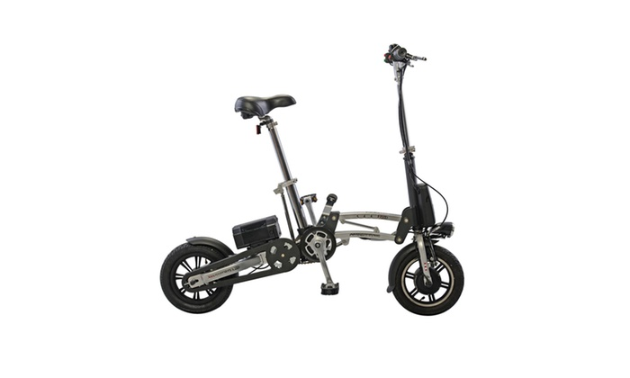 e-Mazing Innovations b.o.b. Battery Operated Bicycle, 12 inch wheels
