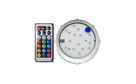 Color Changing Magnetic LED Swimming Pool Light With Remote b9515ced-bff9-4674-8888-06febb790840