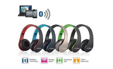 Bluetooth Stereo Headphone With Mic 0ea6c9ff-c947-43b4-a08f-4e109816a389