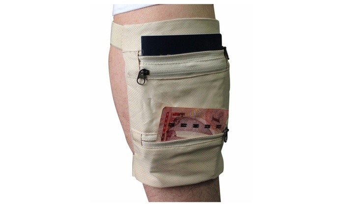 Travel Gear Undercover Leg Wallet