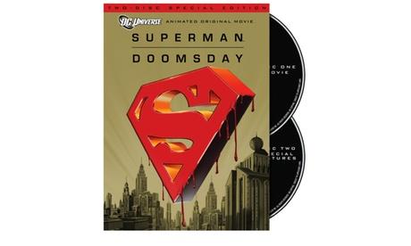 Superman Doomsday: Special Edition (DVD) b8ec7da0-a9a0-4c47-a4a9-63591e97c313