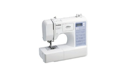 BROTHER CS5055PRW Sewing Machine Project Runway Limited Edition Was: $2,198.07 Now: $170.01.