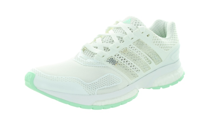 pretty nice ea01f 5c2dc Adidas Women s Response Boost 2 Techfit W Running Shoe   Groupon