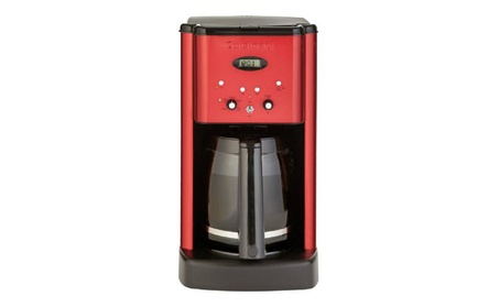 Cuisinart Dcc-1200mr Brew Central Programmable Coffeemaker 147aaa48-129d-4ae3-998c-2e2305cbeea2