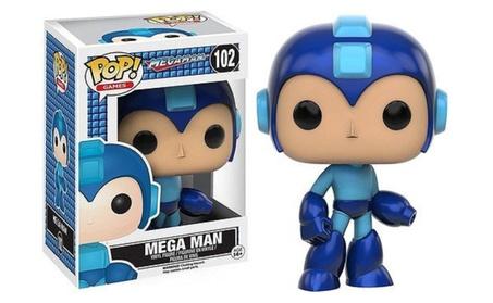 Funko POP Games: Mega Man - Mega Man Action Figure 0ea05cc5-b5cc-4054-860c-0e0e2bf62378