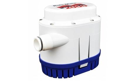 Rule RM2000A Rule-Mate 2000 Gph Fully Automated Bilge Pump - 12V photo