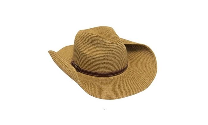 Mechaly Women's Natural Vegan Hat