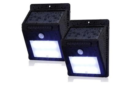 8 LED Outdoor Solar Powered Wireless Waterproof Security Motion Sensor b68ff422-6a5a-4bd2-9313-e5afefad8383
