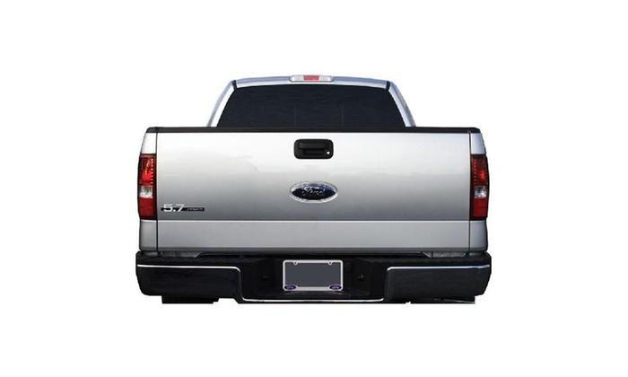 Official Ford License Plate Frame Chrome