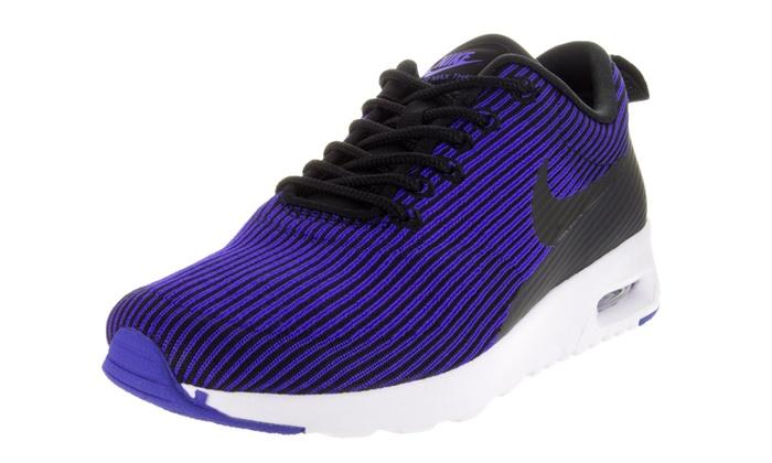 Nike Shoes | Air Max Thea Kjcrd In Jacquard Blue Black