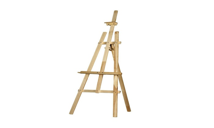 2 Pcs Art Easel Whiteboard Easel Picture Display Easels