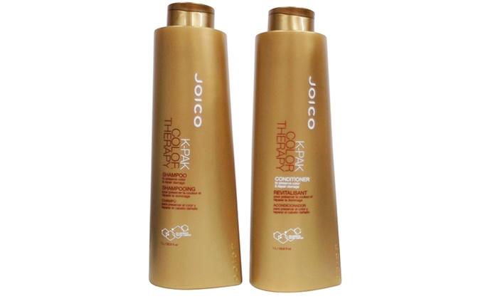 Joico K-Pak Shampoo + Conditioner Set HealthCentre