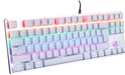 LEOBOG Professional Gaming 87 Key Mechanical Keyboard
