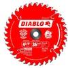 Freud D0436X Diablo 4-3/8-Inch 36 Tooth ATB Cordless Trim Saw Blade