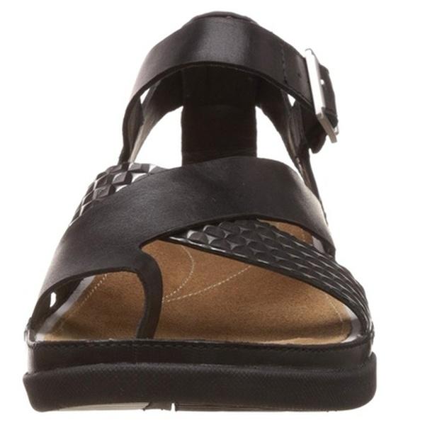 CLARKS Women's Tri Ariana Toe Loop Sandal 8M