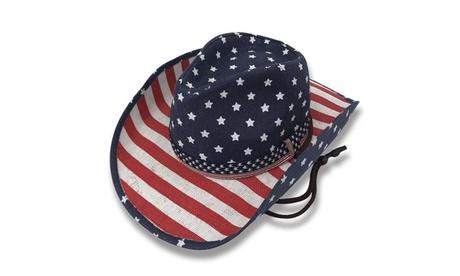AccessHeadwear Old Stone Liberty Kid Unisex Kid's Cowboy Drifter Style Hat 879d0eb9-51d4-4b40-a70f-a27cd3887b24