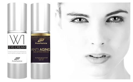 Anti Aging Facial Cream & Anti Wrinkle Cream Luxury Skincare Treatment