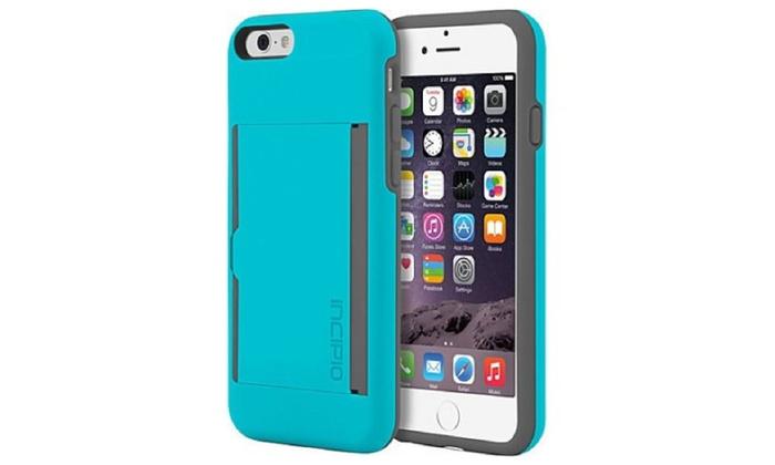 new styles 45133 7694a Incipio Stowaway iPhone 6/6s Case