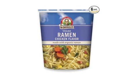 Dr. Mcdougall's Ramen Chicken Soup With Noodles, 1.8 Ounce (Pack of 6) 48f83167-cafa-4f79-98d4-123a51fdbbd2