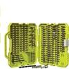 Portable Durable Drill and Drive Bit Set 130Pcs