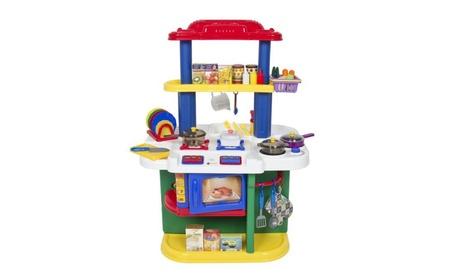 Deluxe Children Kitchen d8f82269-d1db-42b3-932f-d261afb79176