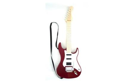 Rock Guitar Toy Realistic Battery Operated Toy Guitar 53ea48b3-8448-469c-9e48-b04e0b2b184f