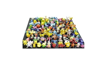 Generic 1 Complete Set Pokemon Action Figures (144 Piece) 7d899ce7-3ef7-4c8f-a014-cb67d59b65c7