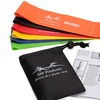 Jaf Fitness Strength Exercise Resistance Loop Bands (Set-of-6)