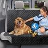 Reversible Dual-Purpose Back-Seat Cover