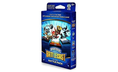 Skylanders Battlecast Trigger Happy, Hex & Smash Hit Battle Pack 9eba155f-a013-4fce-bd35-f334d183ae31