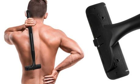 Adjustable Manual Back and Body Shaver Hair Remover Razor Trimmer for Men 29e5e3ee-714e-46cc-8bcb-c75c17dcab05