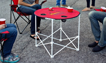 "MLB 30"" x 30"" Collapsible Round Table"