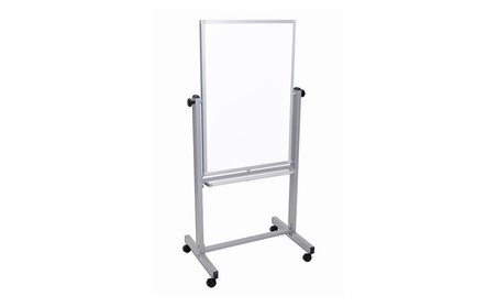 "Luxor L270-1PK - 24""x36"" Double-Sided Magnetic Whiteboard - 1 Pack 826e1039-fd69-46c3-ad85-fec130f4ede2"