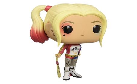 POP Movies: Suicide Squad Action Figure, Harley Quinn dd9166c5-1285-464d-99c7-11d237fb28dc
