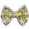 Sequin Barrettes Cute Baby Big Bow Hair Accessories For Girl's