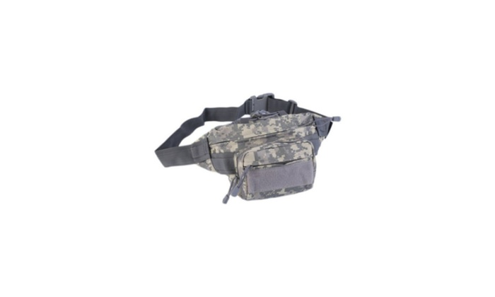 Rucksack Tactical Molle Messenger Assault Sling Backpack