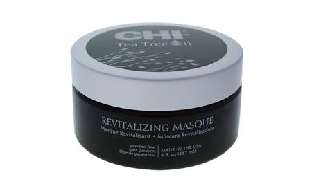 Tea Tree Oil Revitalizing Masque by CHI for Unisex - 8 oz Masque 1a311f1c-d3b7-4f4d-9287-577b1ffb77db