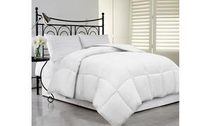 Hotel Peninsula Oversized Ultra-Soft Down-Alternative Comforter