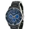 Fossil Women's Black Plastic Bracelet Multifunction Watch